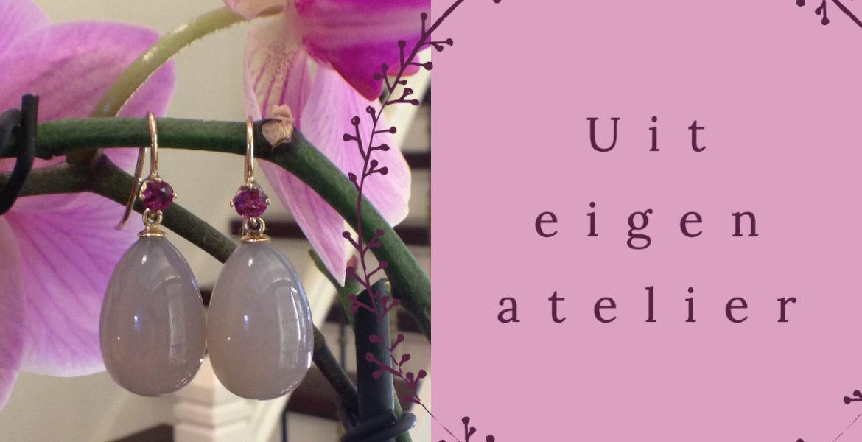 Custom made sieraden uit eigen atelier De Schatkamer